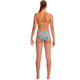 Funkita Eco Single Strap One Piece Badeanzug Damen toucan tango